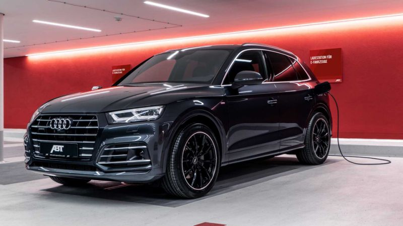 Audi Q5 TFSIe becomes ABT's first hybrid, tuned to 420 bhp