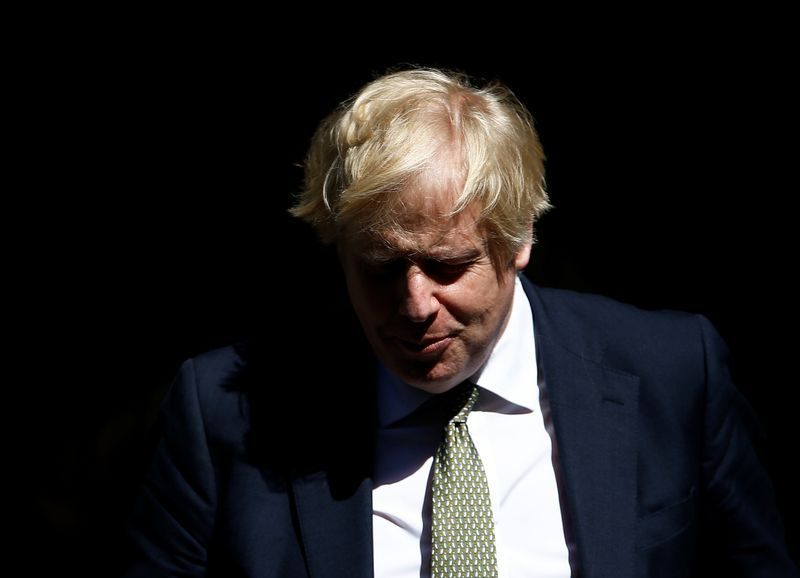 We will hold PM johnson to his new testing target - UK's labour