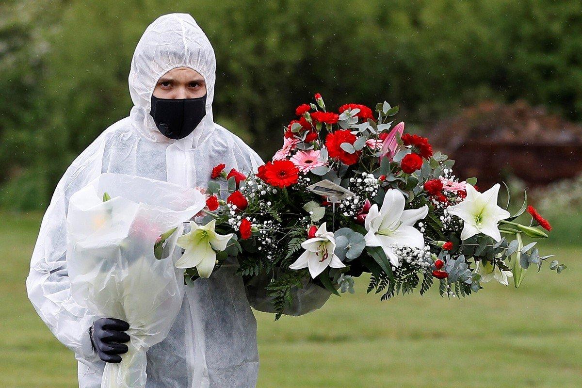 Coronavirus: how Britain became Europe's worst-hit country
