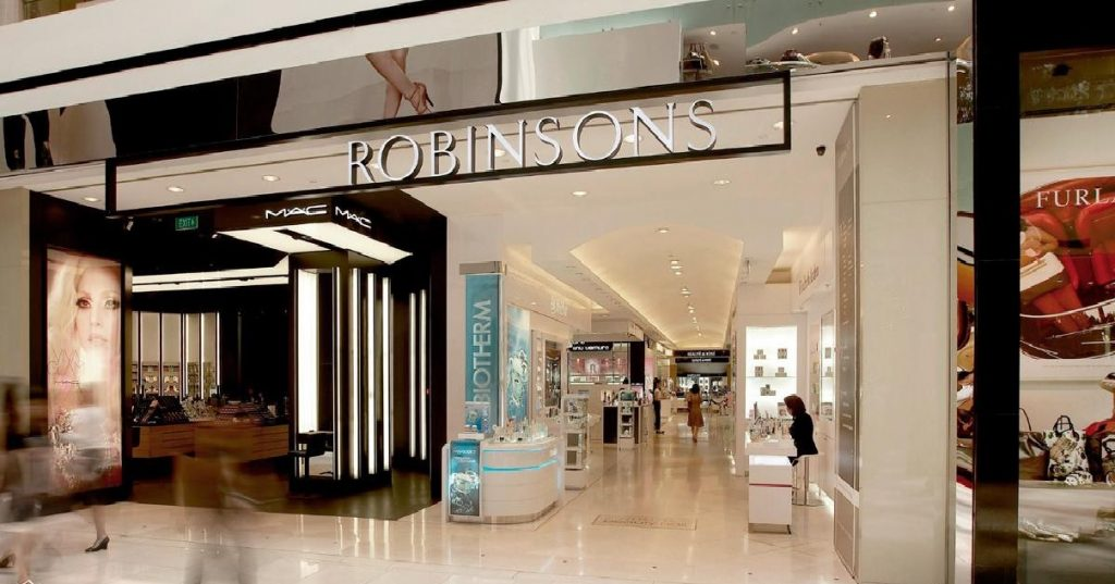 Robinson jem outlet set to closed by end of Aug 2020