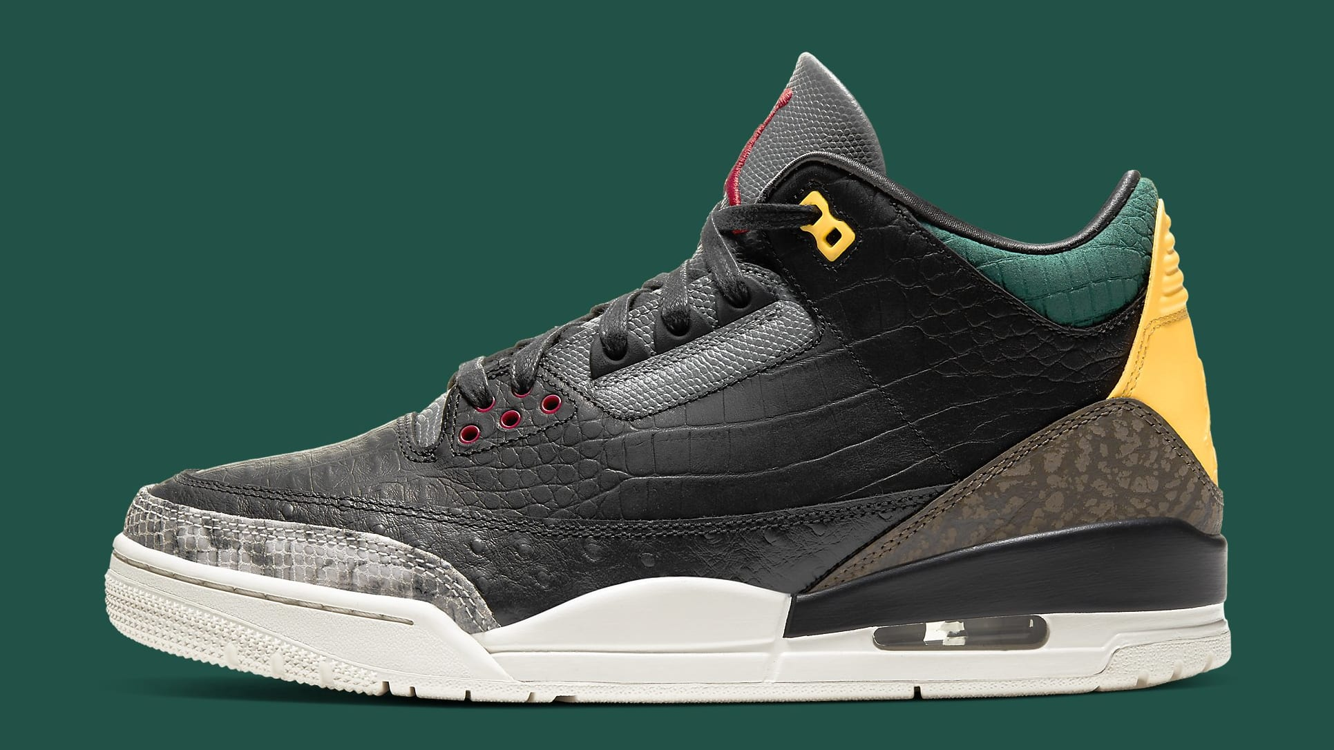 Official Look at the Next 'Animal Instinct' Air Jordan 3