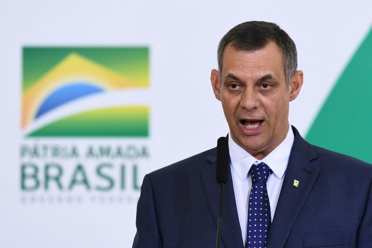 Brazil presidential spokesman tests positive for virus