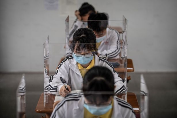 What schools could look like after lockdown as Wuhan students return to classes