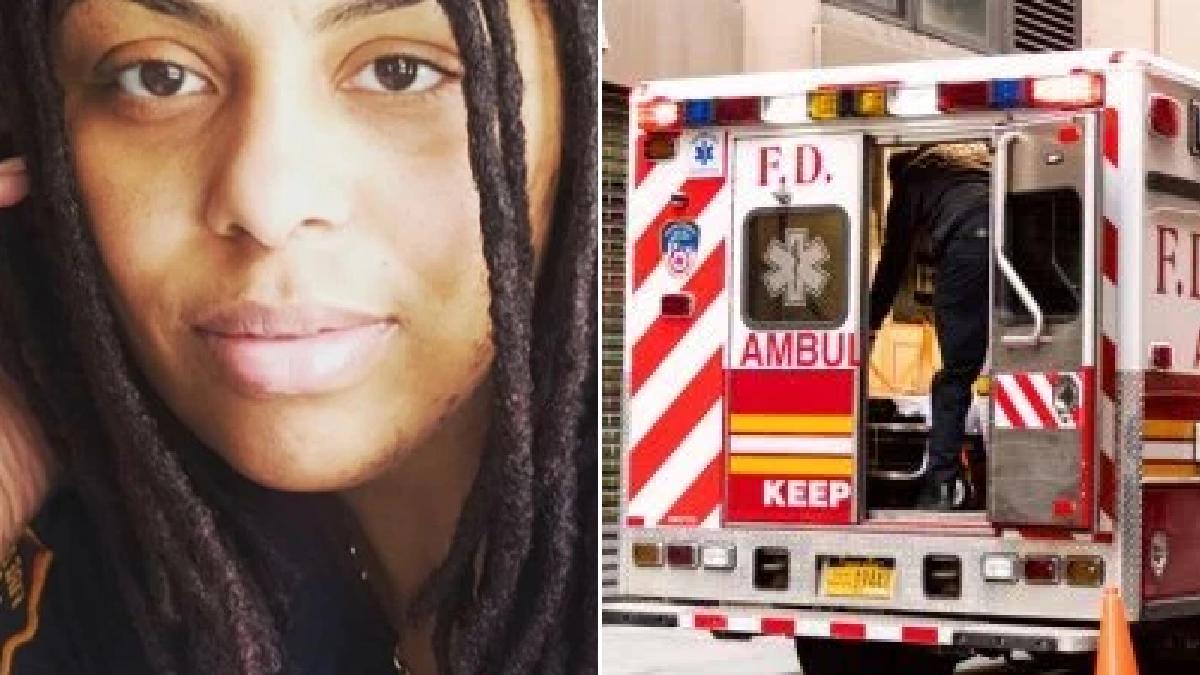 Selfless paramedic, 34, wakes up after 28 days in coronavirus ventilator coma