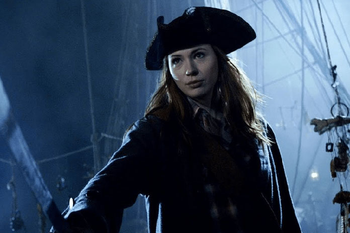 《加勒比海盗》秘密筹备最新续集 《勇敢者游戏》凯伦-吉兰或出任女主角
