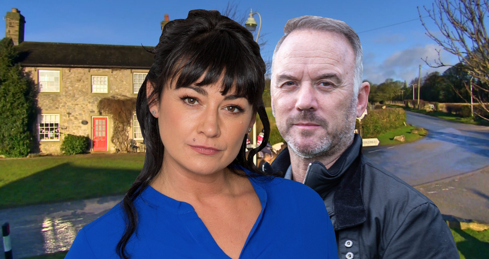 Emmerdale spoilers: Shock passion for Moira Dingle and DI Malone as they have an affair?