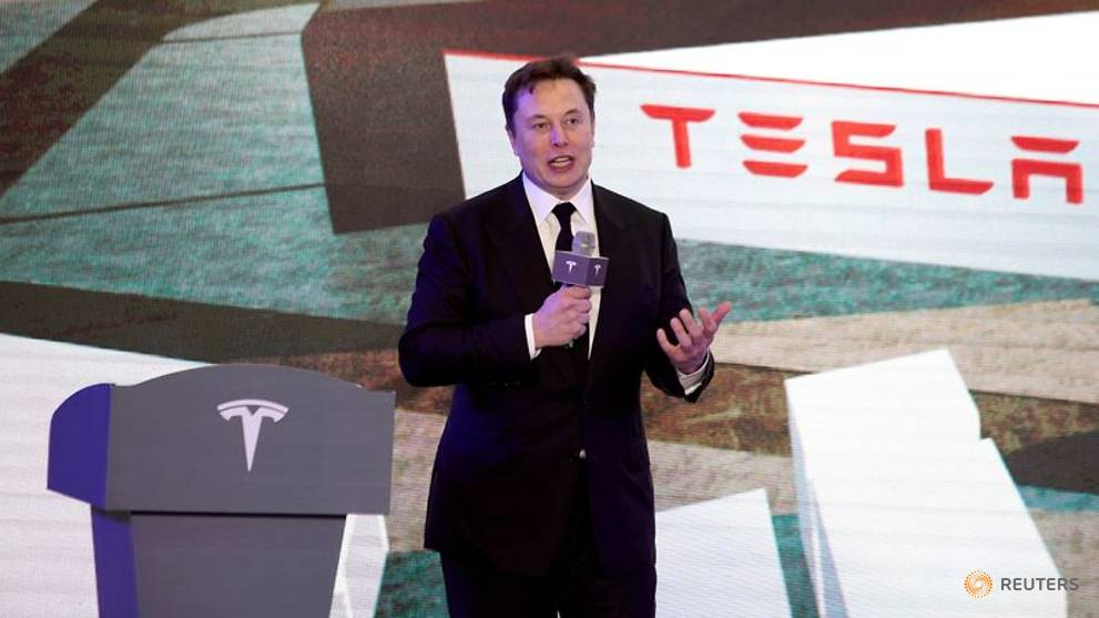 Elon Musk, Texas governor talk about potential Tesla move to state