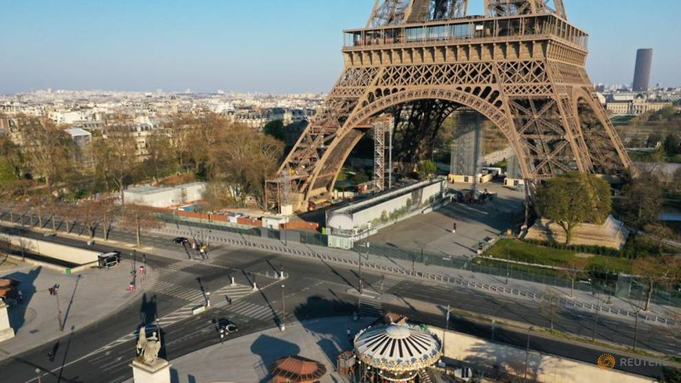 'Red zone' Paris under watch as France prepares to lift lockdown