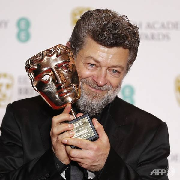 Gollum actor Andy Serkis holding live marathon reading of The Hobbit for charity