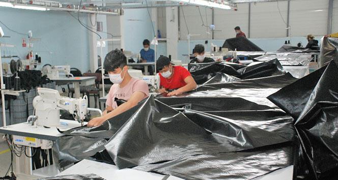 土耳其衬衫工厂改产装尸袋 欧洲国家急购100万个