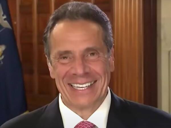 Governor Andrew Cuomo Says Spending Time With His Daughters Has Been a Silver Lining to Social Distancing