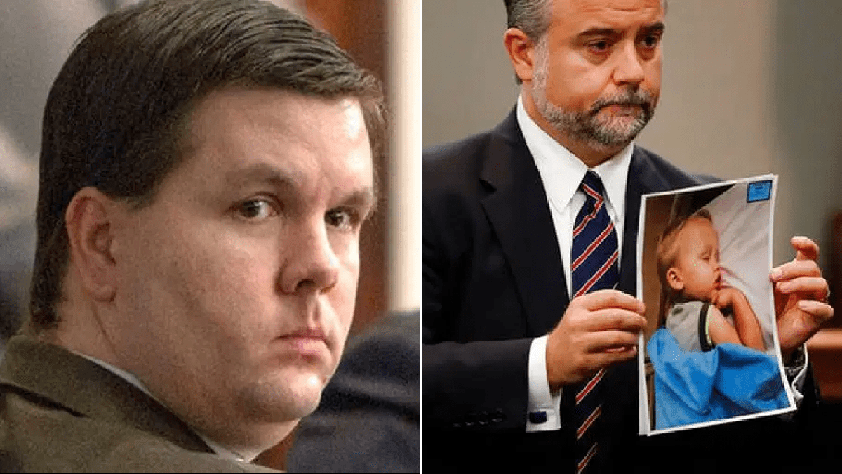 Dad who let toddler son die in hot car 'so he could have sex with mistress' asks for retrial