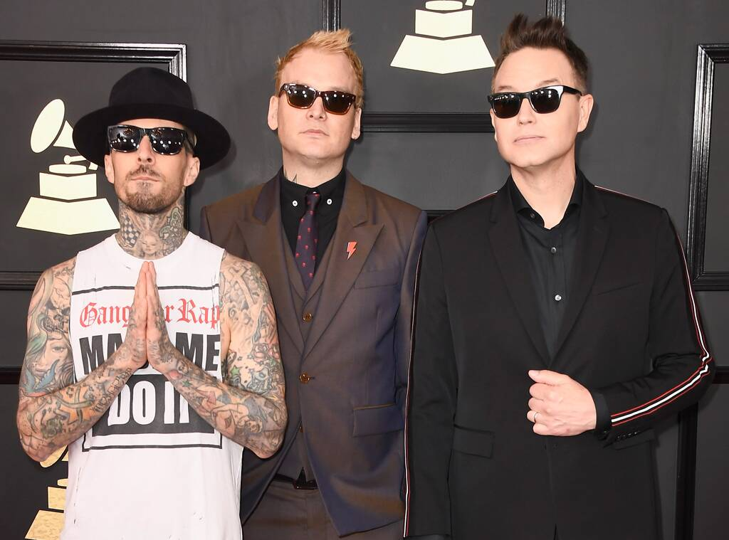 Travis Barker Settles Heated Debate: Is It Blink One-Eight-Two or Blink One-Eighty-Two?