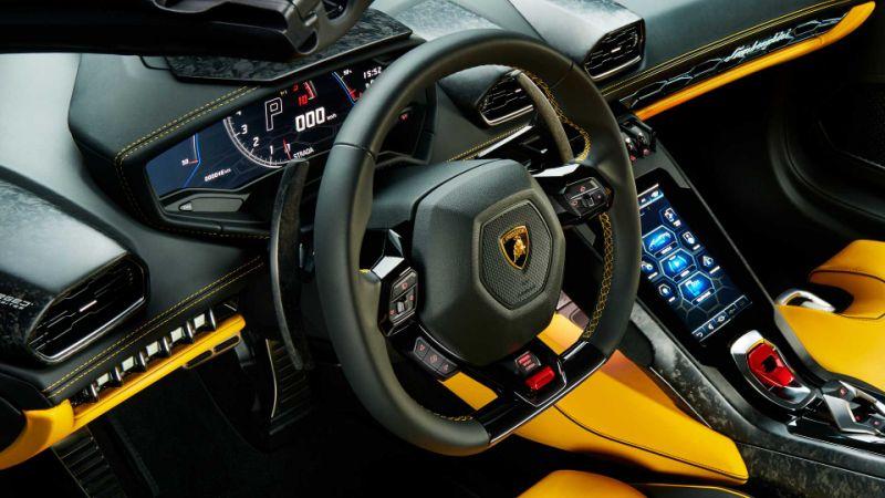 Lamborghini Huracan Evo RWD Spyder: The newest rear-drive raging bull