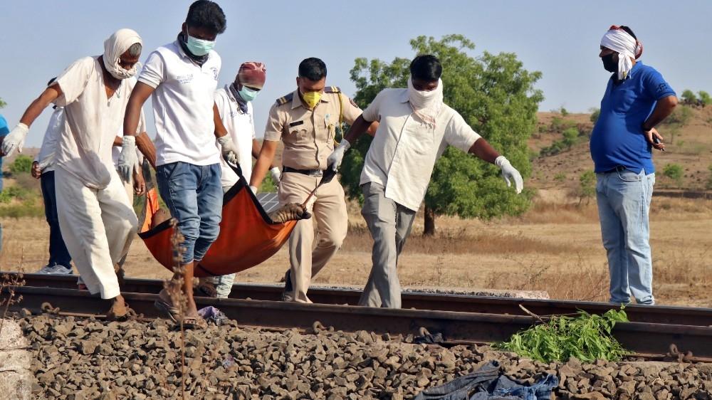 走路balik kampung体力不支睡在铁轨!半夜遭火车辗过,14人死亡!