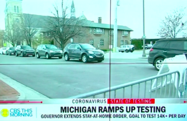 Medical Center Admits Planting Staff in CBS News Report on COVID-19 Testing