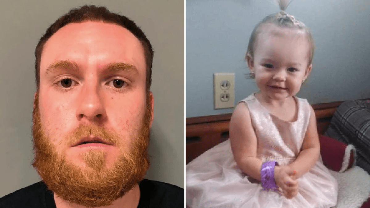 Dad 'killed baby after getting so high his pupils looked like pin-holes'
