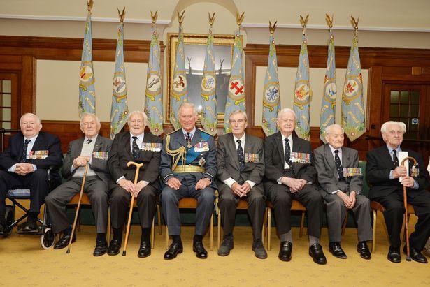 Battle of Britain veteran, 101, dies just hours before 75th anniversary of VE Day
