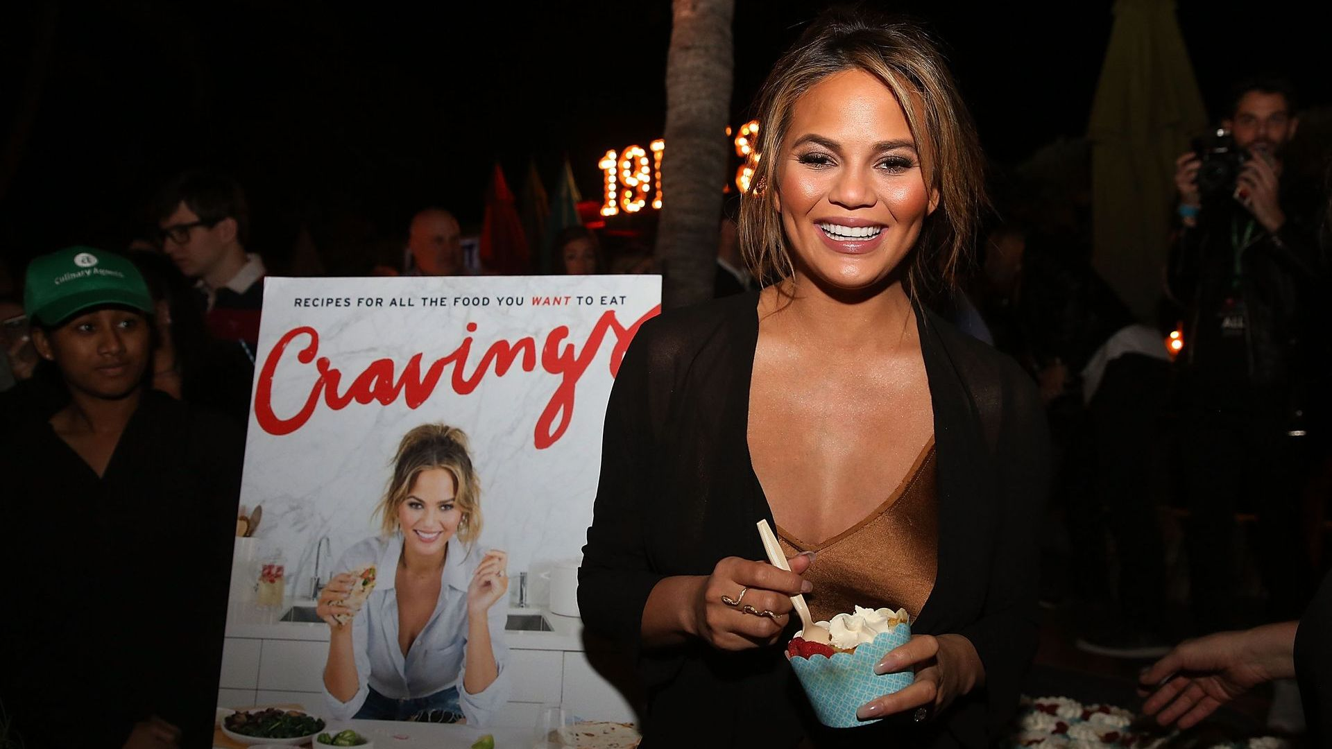 Chrissy Teigen Responds to Alison Roman's Comments: 'This Is a Huge Bummer'
