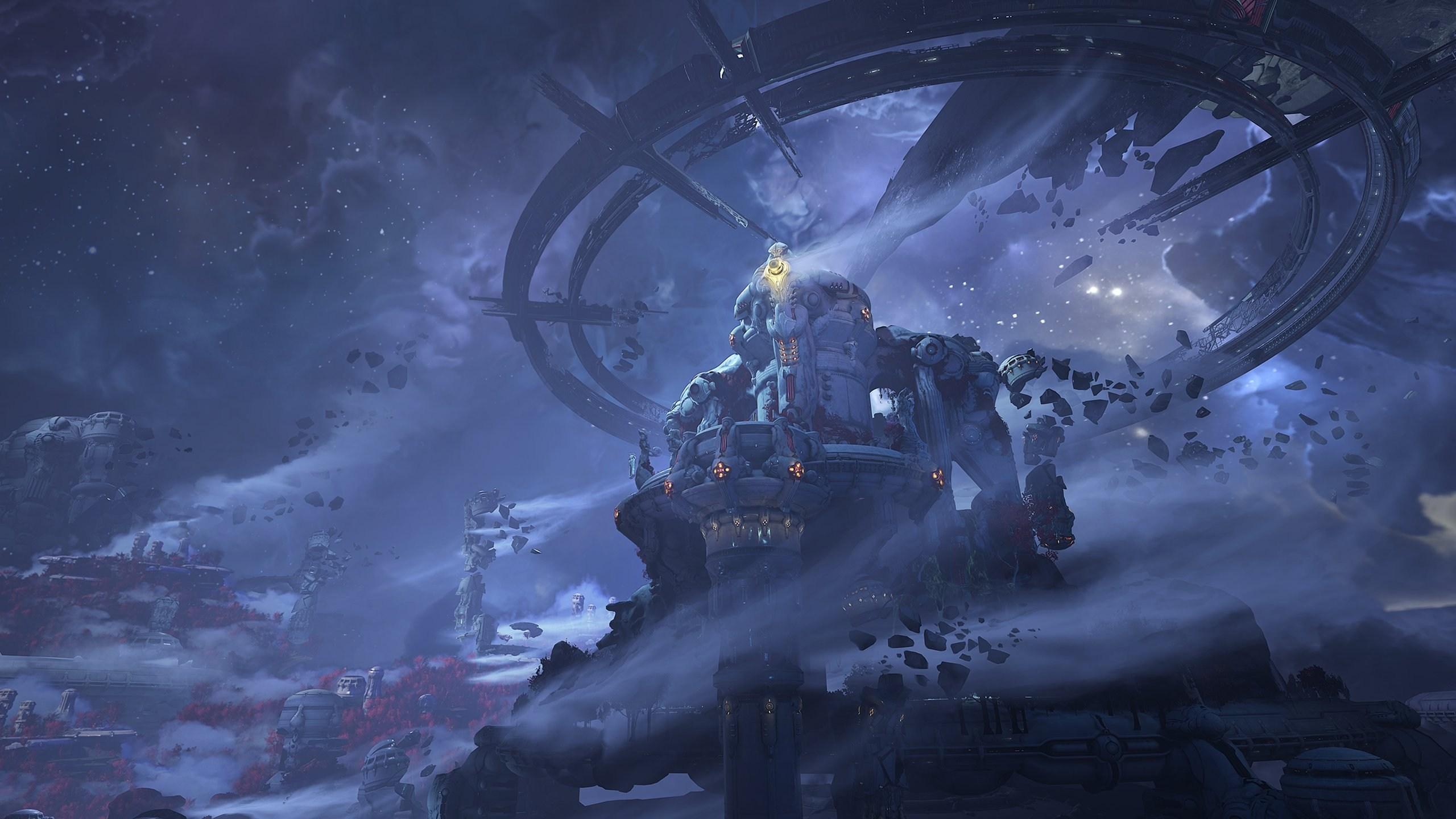 First Doom Eternal DLC screenshots look suitably epic