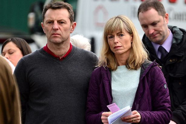 Madeleine McCann trolls told 'take a hard look at themselves' if suspect guilty