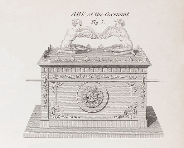 Where is the Ark of the Covenant? How holy relic could be hidden below Jerusalem