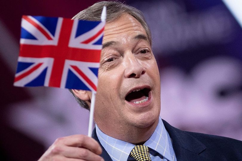 Brian Reade: Nudge Farage off the white cliffs as we hail migrants in NHS