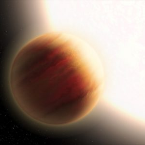 The mysterious yellow skies of WASP-79b