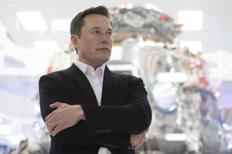 Elon Musk threatens to pull Tesla operations out of California and into Texas or Nevada
