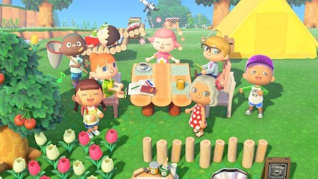 'Animal Crossing' and cooped-up gamers fire up Nintendo profits