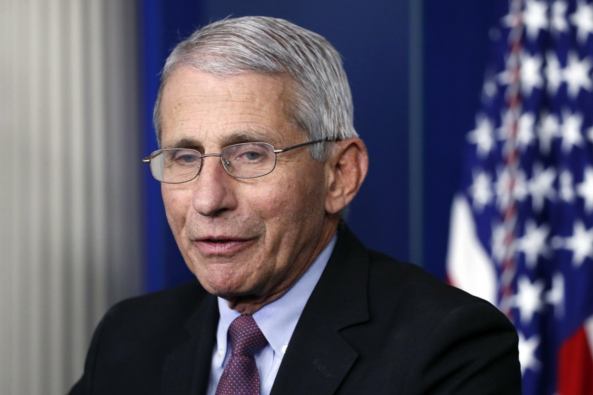 Coronavirus: Dr Anthony Fauci self-quarantining along with two other White House task force members