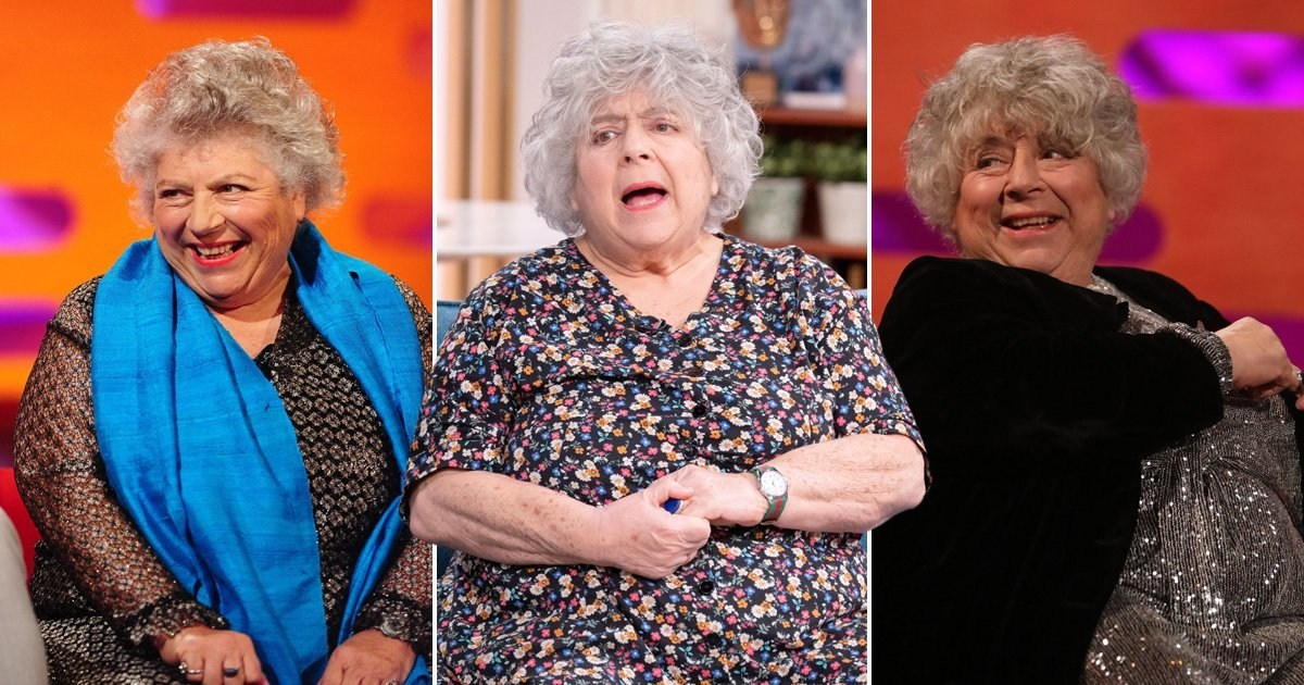Miriam Margolyes' most shocking TV moments as she admits she 'wanted Boris Johnson to die' of coronavirus