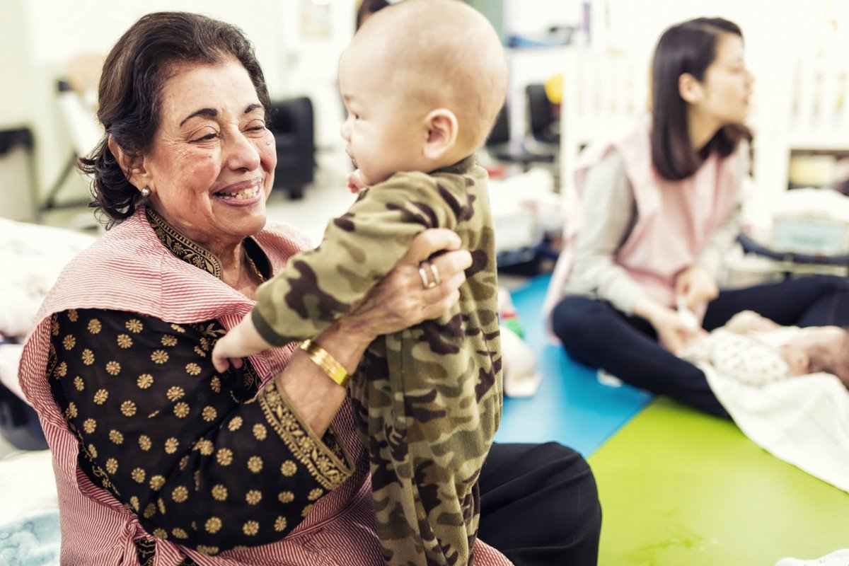 Answering pregnant teens' calls for help: huge rise in service demand prompts Hong Kong charity patron to step up
