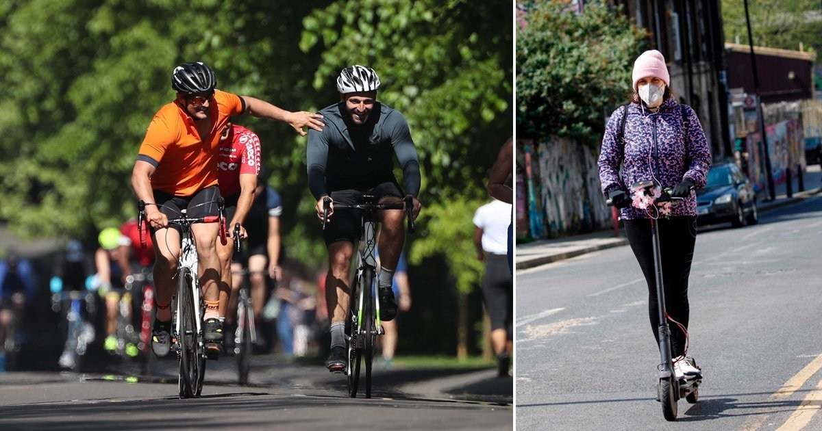 Government says doctors will 'prescribe cycling' to make people fitter