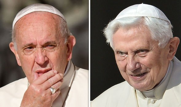 Vatican urged to investigate 'real reason' behind Pope Benedict's resignation