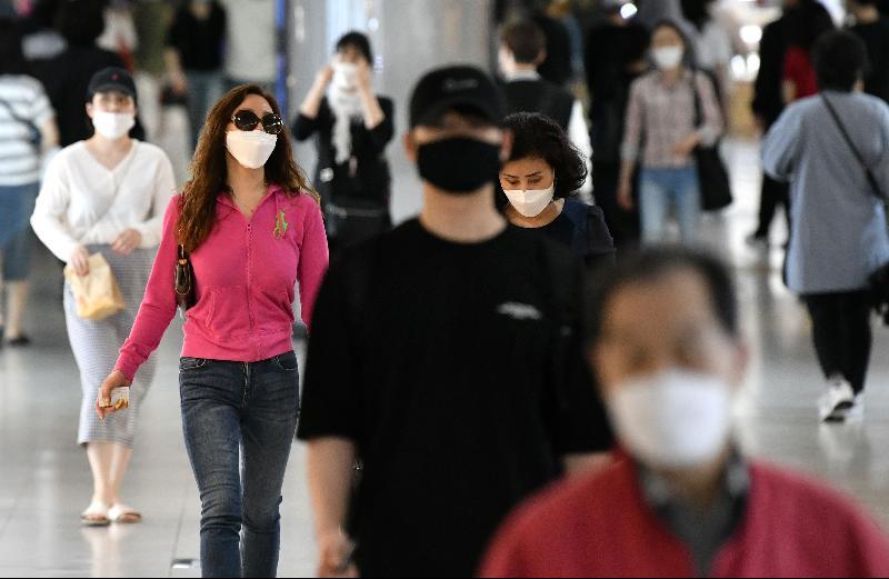 韩国再多34人确诊‧一个月来单日新增最高