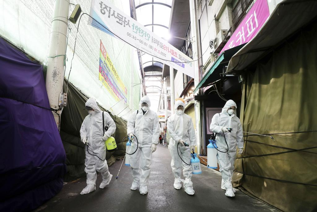 海外网评:疫情防控的韩日模式,特殊在哪?