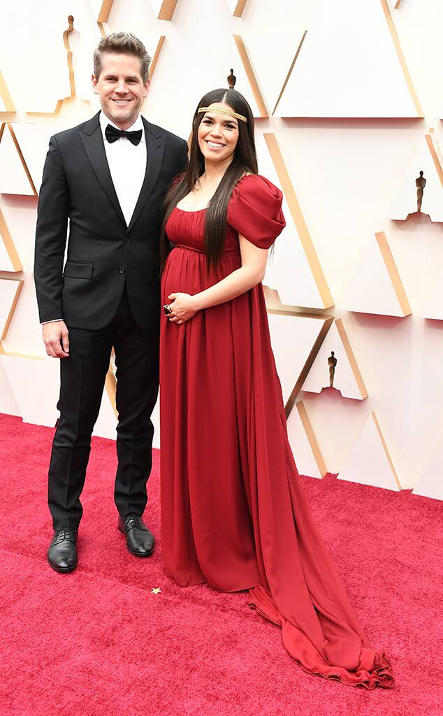 America Ferrera Gives Birth to Baby No. 2