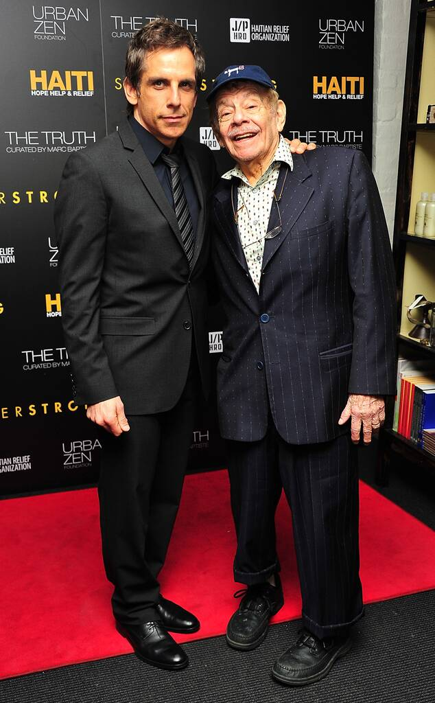 Jerry Stiller Dead at 92: Ben Stiller Pays Tribute to His Dad in Touching Post