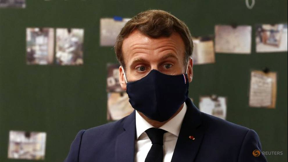 Britain won't quarantine travellers from France at this stage