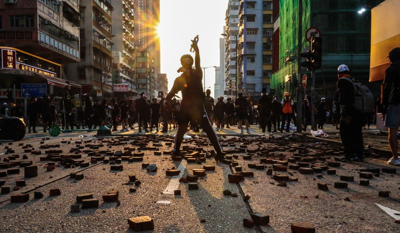 Photography competition honours Post's Sam Tsang and Felix Wong for Hong Kong protest coverage