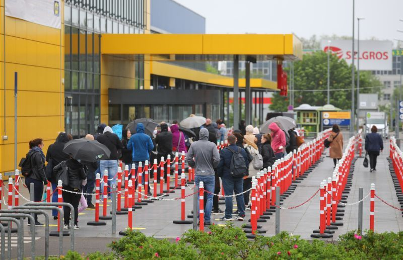 Germany surge sounds coronavirus alarm as world takes steps to reopen