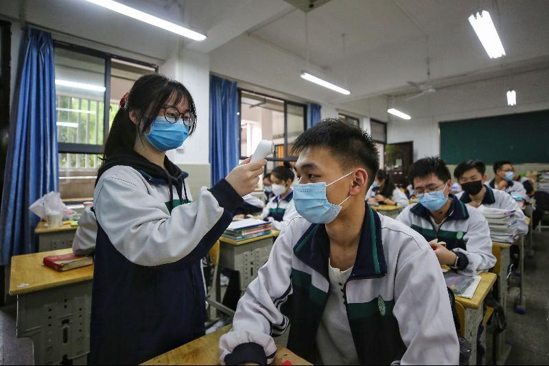 中国新增17例确诊·武汉一小区5人确诊