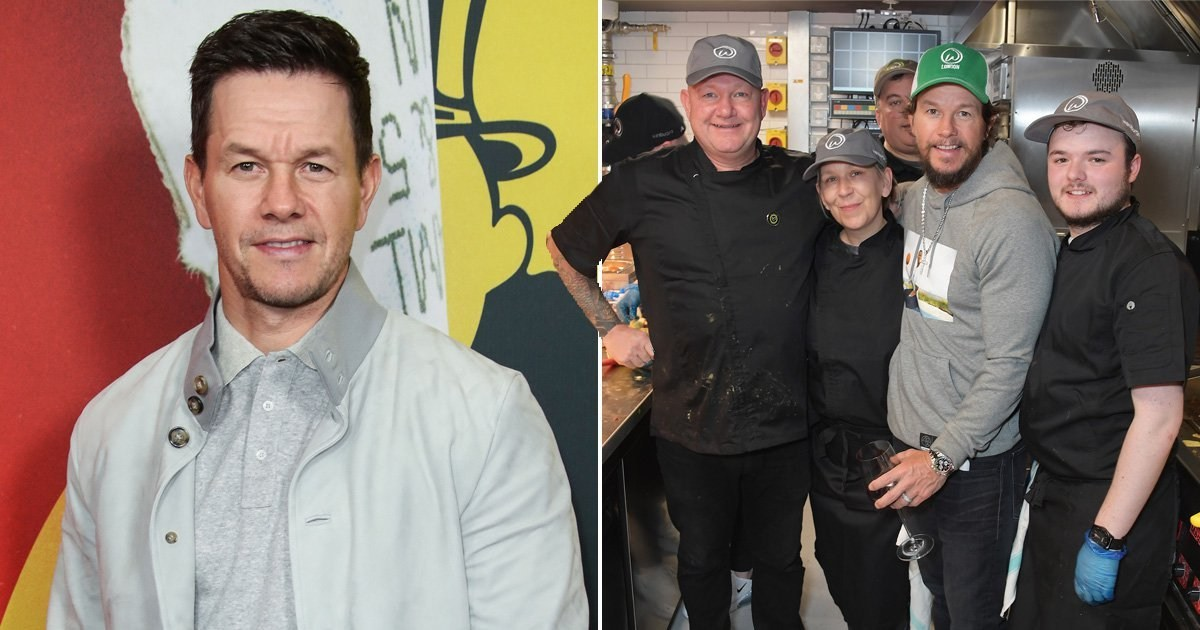 Mark Wahlberg 'furloughs staff at Covent Garden restaurant to prevent it from permanent closure' amid coronavirus crisis