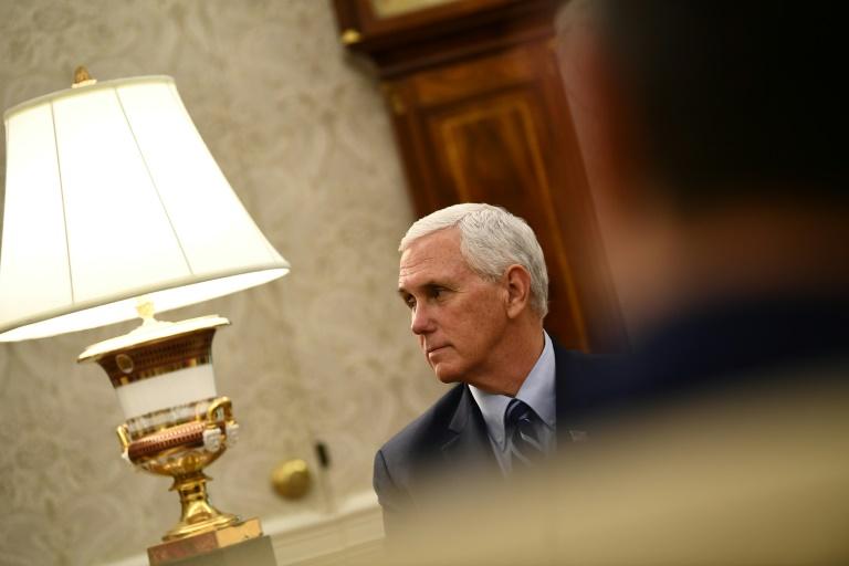 US VP Pence not in quarantine: spokesman