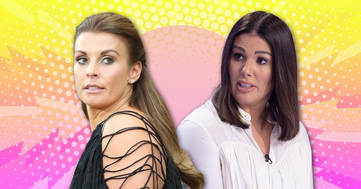 Coleen Rooney And Rebekah Vardy Set To Face Off In High Court As They Re Still At Loggerheads After Failing To Settle Wag War Nestia