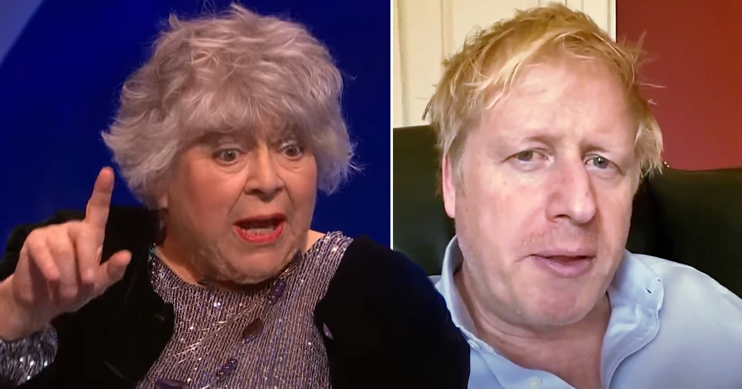 Miriam Margolyes avoids Ofcom investigation after wishing Boris Johnson dead despite downpour of backlash
