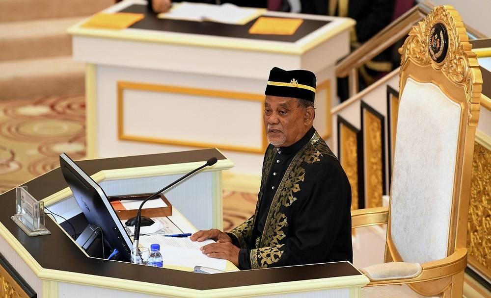 """马六甲州议会提早结束!巫统和希盟议员起争执,还互叫对方""""B*BI""""!(内有视频)"""