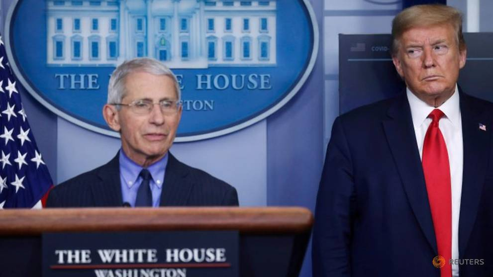 Fauci says reopening US economy too soon could lead to needless deaths: Report