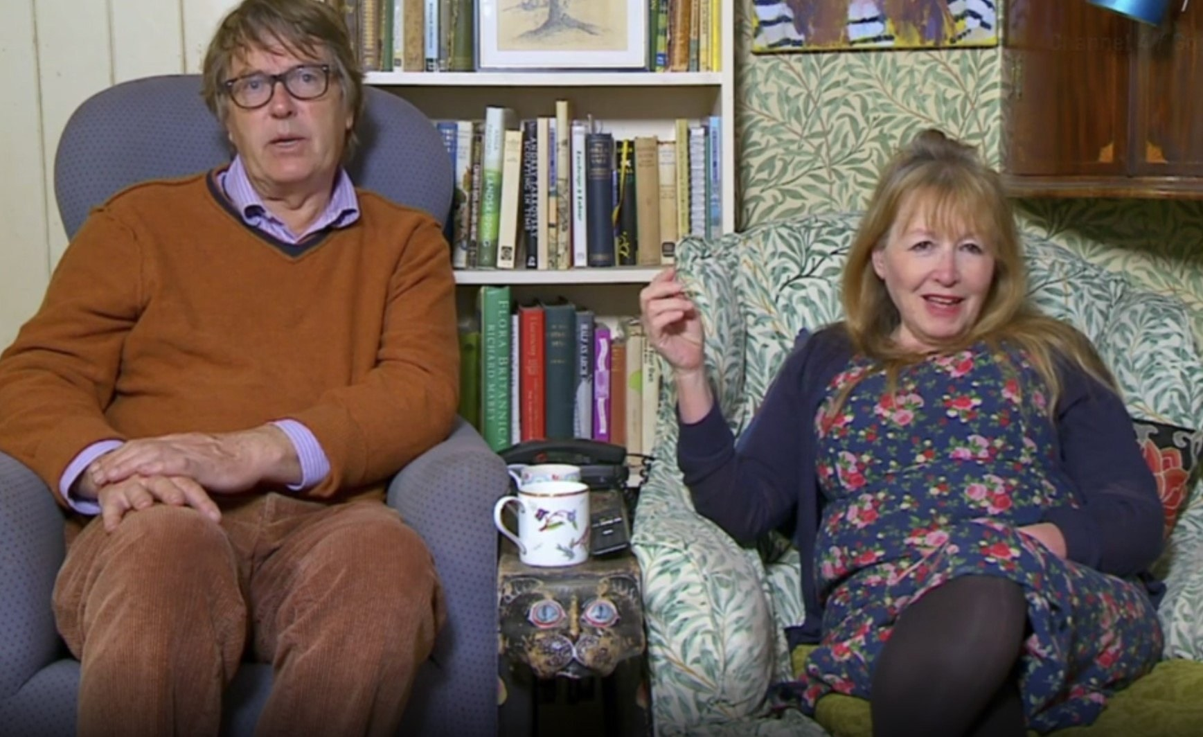 Gogglebox receive Ofcom complaints over Mary's 'racist' impression of Kim Jong-Un's sister